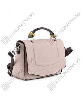 Розова дамска ежедневна чанта Karter в online магазин Fashionzona