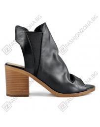 Черни дамски ежедневни боти Shawna в online магазин Fashionzona