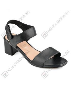 Черни дамски елегантни сандали Rosanne в online магазин Fashionzona