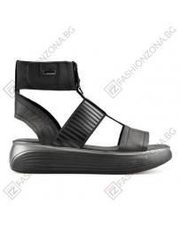 Черни дамски ежедневни сандали Corine в online магазин Fashionzona