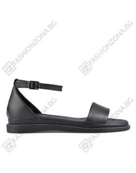 17ca1801b8c Черни дамски ежедневни сандали Samantha в online магазин Fashionzona