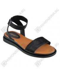 Черни дамски ежедневни сандали Marquita в online магазин Fashionzona