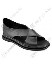 Черни дамски ежедневни сандали Sue в online магазин Fashionzona
