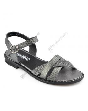 Черни дамски ежедневни сандали Kynlee в online магазин Fashionzona