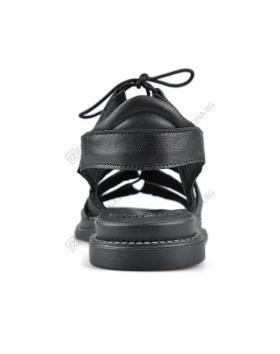 Черни дамски ежедневни сандали Monroe в online магазин Fashionzona