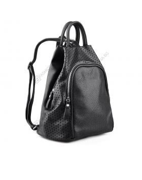 Черна дамска раница Elma в online магазин Fashionzona