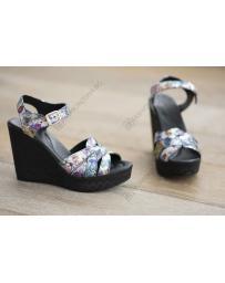 Черни дамски ежедневни сандали Sienna в online магазин Fashionzona