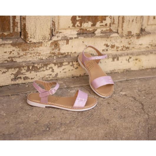 Лилави дамски ежедневни сандали Alena