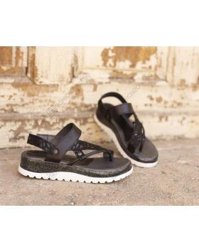 Черни дамски ежедневни сандали Imogene в online магазин Fashionzona