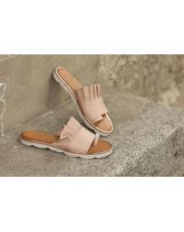 Розова дамска ежедневна чехла Zainab в online магазин Fashionzona