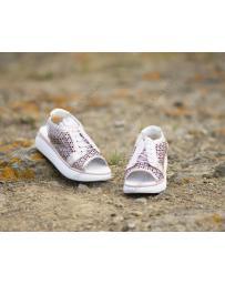 Розови дамски ежедневни сандали 4012 Cleo в online магазин Fashionzona