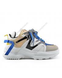 Бели дамски ежедневни обувки Lelia в online магазин Fashionzona