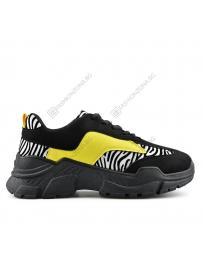 Черни дамски ежедневни обувки Tammie в online магазин Fashionzona