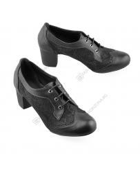 Черни дамски ежедневни обувки Nicole в online магазин Fashionzona