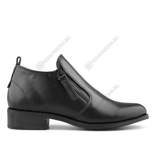 Черни дамски ежедневни обувки Rosanna