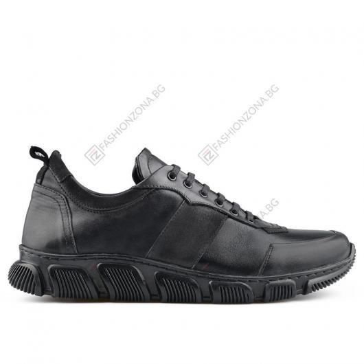 Черни мъжки ежедневни обувки Ariadne Ponce