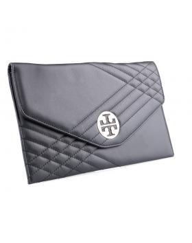 Черна дамска елегантна чанта Gezane в online магазин Fashionzona