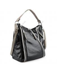 Черна дамска ежедневна чанта Meilani