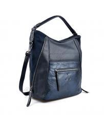 Синя дамска ежедневна чанта Lizzie в online магазин Fashionzona