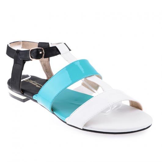 Черни дамски ежедневни сандали Ivetta