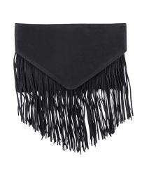 Черна дамска елегантна чанта Leana в online магазин Fashionzona