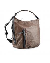 Кафява дамска ежедневна чанта Karen в online магазин Fashionzona