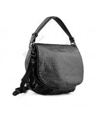 Черна дамска ежедневна чанта Kaya