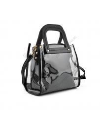 Черна дамска ежедневна чанта Nala