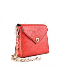 Червена дамска ежедневна чанта Amiyah