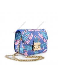 Синя дамска ежедневна чанта Tonya