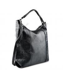 Черна дамска ежедневна чанта Kori