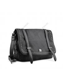 Черна дамска ежедневна чанта Bria