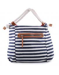 Синя дамска ежедневна чанта Blondelle в online магазин Fashionzona