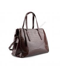Кафява дамска ежедневна чанта Raelyn
