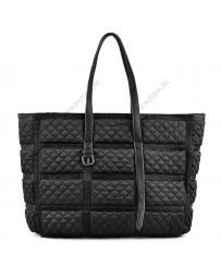 Черна дамска ежедневна чанта Kellie