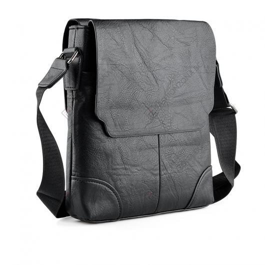 Черна мъжка ежедневна чанта Arcelio