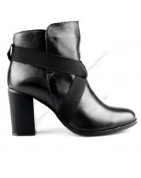 Черни дамски елегантни боти Manuelo в online магазин Fashionzona