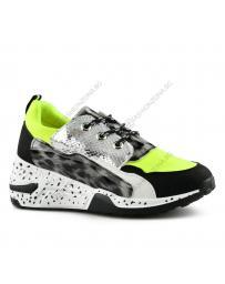 Черни дамски ежедневни обувки Fermin