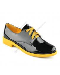 Черни дамски ежедневни обувки Arkadios