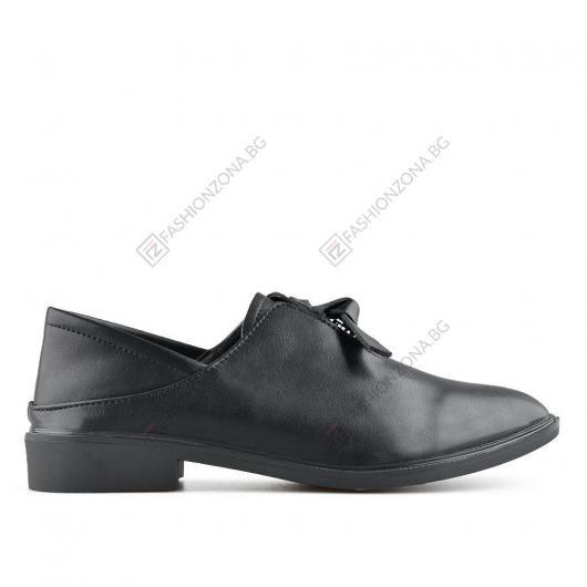 Черни дамски ежедневни обувки Ruben