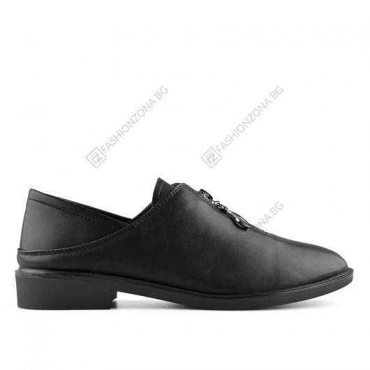 Черни дамски ежедневни обувки Dante