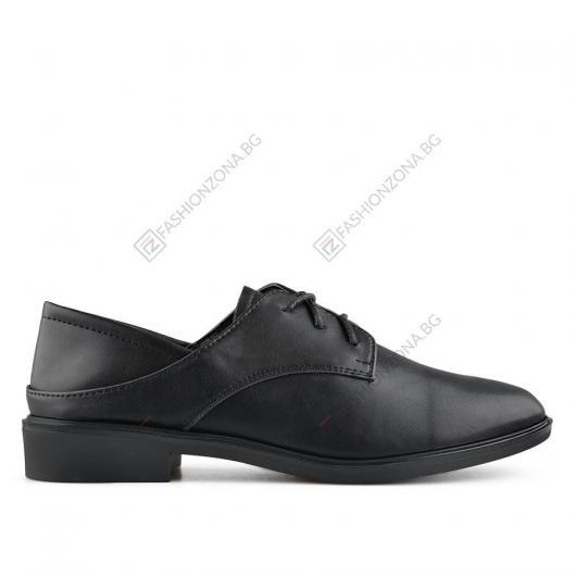 Черни дамски ежедневни обувки Aristos