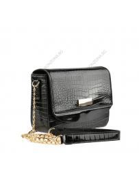 Черна дамска ежедневна чанта