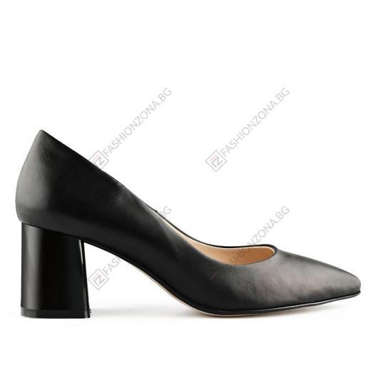 Черни дамски елегантни обувки Floridita