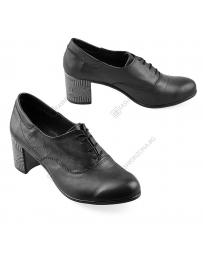 Черни дамски ежедневни обувки Senobia