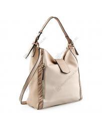 Черна дамска ежедневна чанта Liliosa
