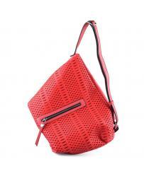 Червена дамска раница Rohana в online магазин Fashionzona