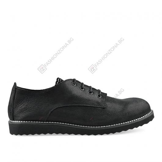 Черни дамски ежедневни обувки Triana