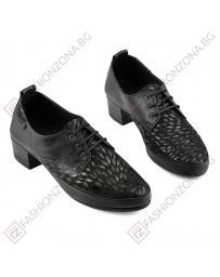 Черни дамски ежедневни обувки 1901 black Shaniece
