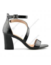 Черни дамски елегантни сандали Antonieta в online магазин Fashionzona